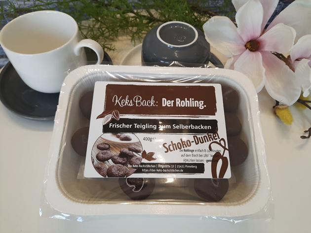 Schoko-Keks-Rohling
