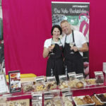 Messestand Foodmarket