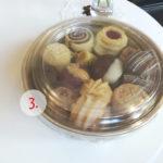 Kekse in runder Bioverpackung